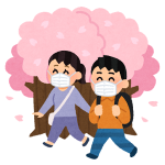 ohanami_walk_mask