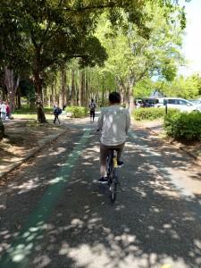 余暇(サイクリング)④