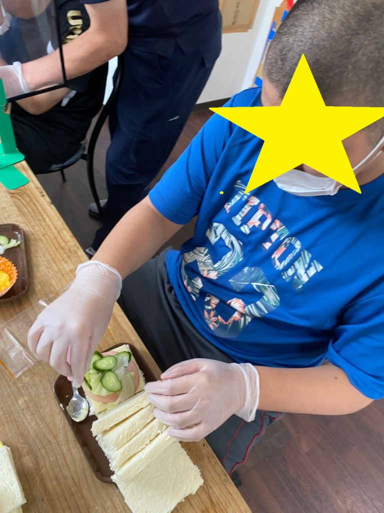 20210818昼食作り(サンドイッチ)_210818_4